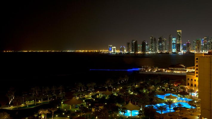 Άποψη της Ντόχα