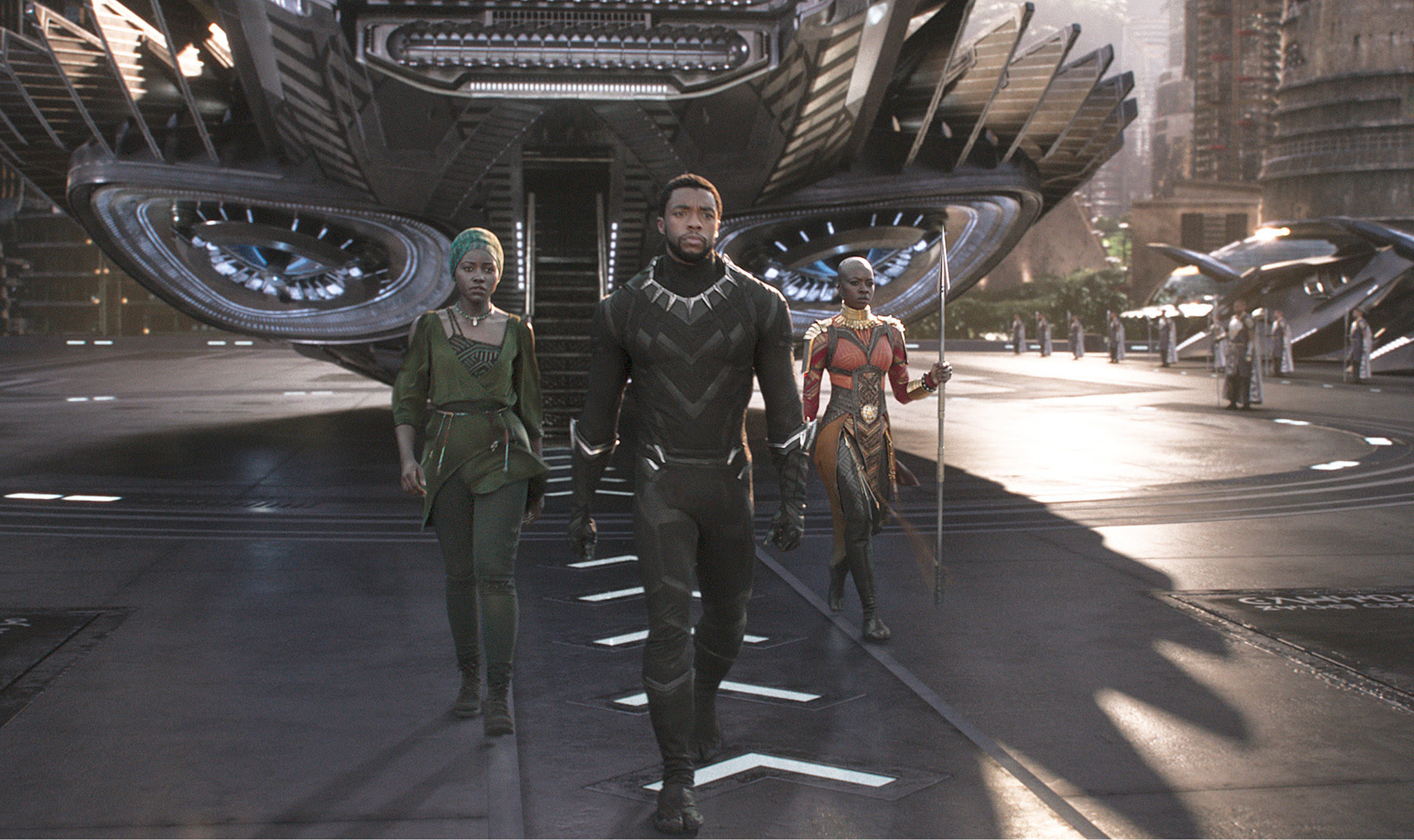 Black Panther Wakanda Forever cast, plot and details