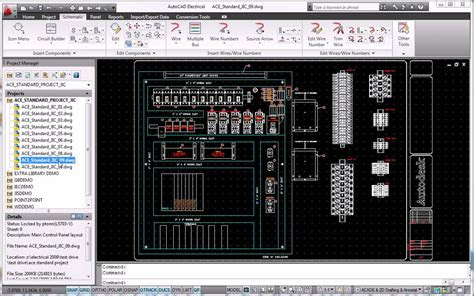 autocad electrical  schematic design tools youtube