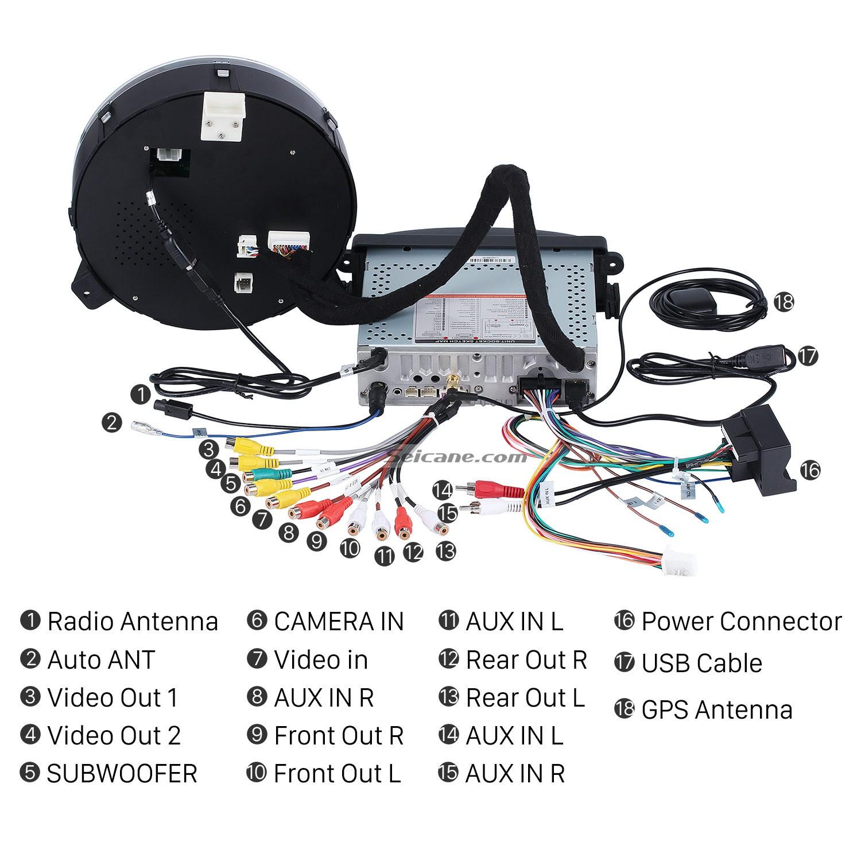 Mini Cooper Stereo Wiring Harness