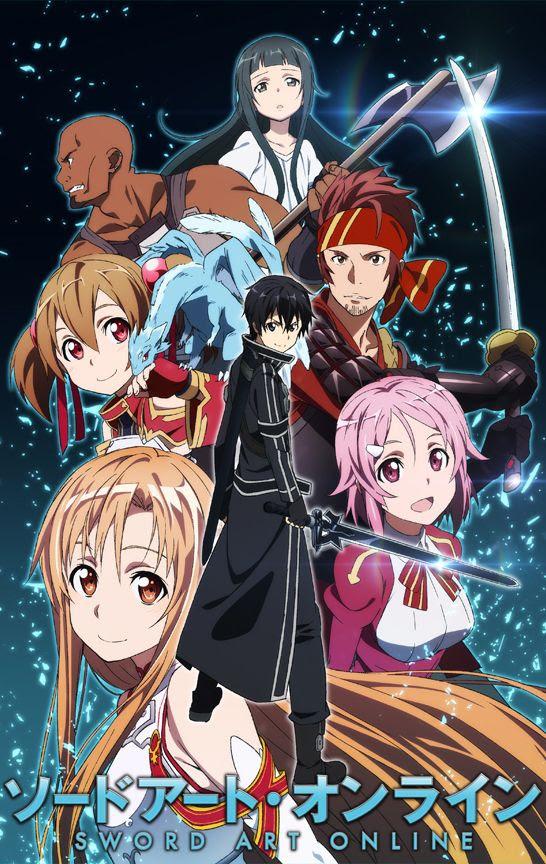 imagen de Sword Art Online