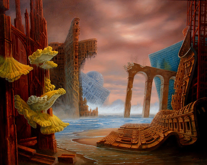 After The Flood by MARCIN KOLPANOWICZ