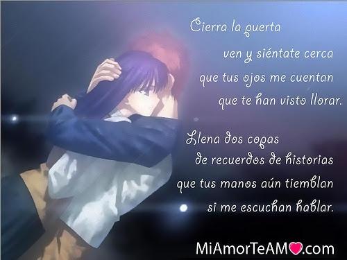 Imagenes Animes De Amor