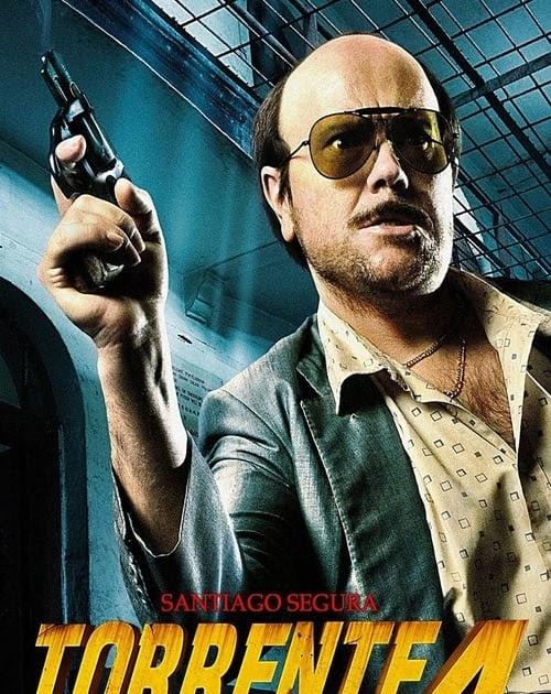 [Kinofilm] Torrente 4: Lethal crisis 2011 Komplett Film
