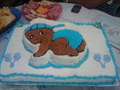 Amazing Baby Cakes Photos And Ideas