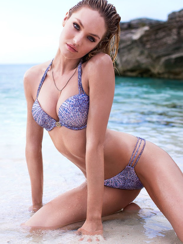 Candice Swanepoel (Foto: Grosby Group/Agência)