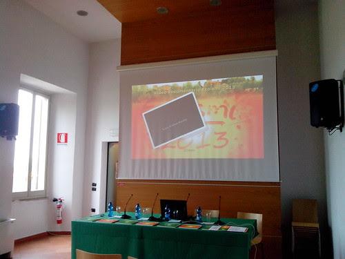 Prepararativi per la presentazione by Ylbert Durishti