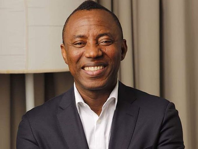 Omoyele Sowore Reportedly Shot During A Protest In Abuja (Watch Video)