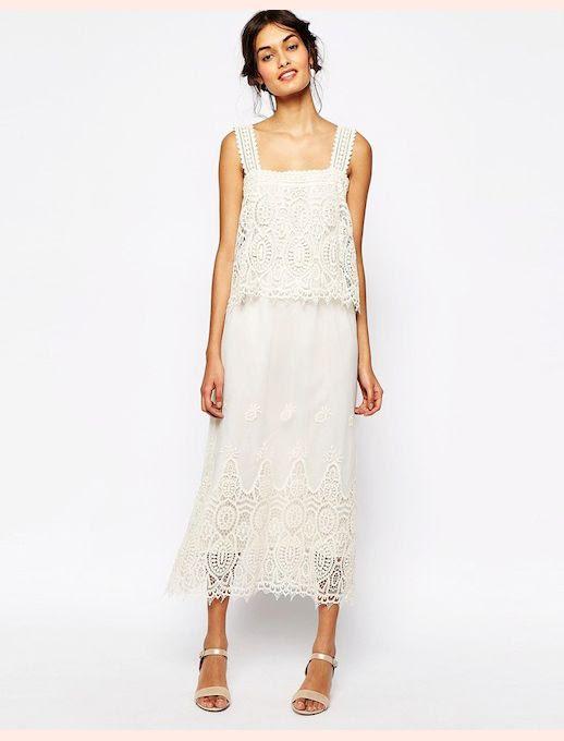 45 Wedding Dresses Under 500 Soma London Layered Crochet Maxi Dress Budget Affordable Inexpensive photo 45-Wedding-Dresses-Under-500-Soma-London-Layered-Crochet-Maxi-Dress-Budget-Affordable.jpg