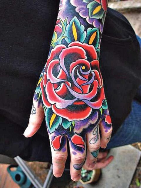 Los Seis Estilos Más Vistos En La Convención De Tatuajes La Gaceta