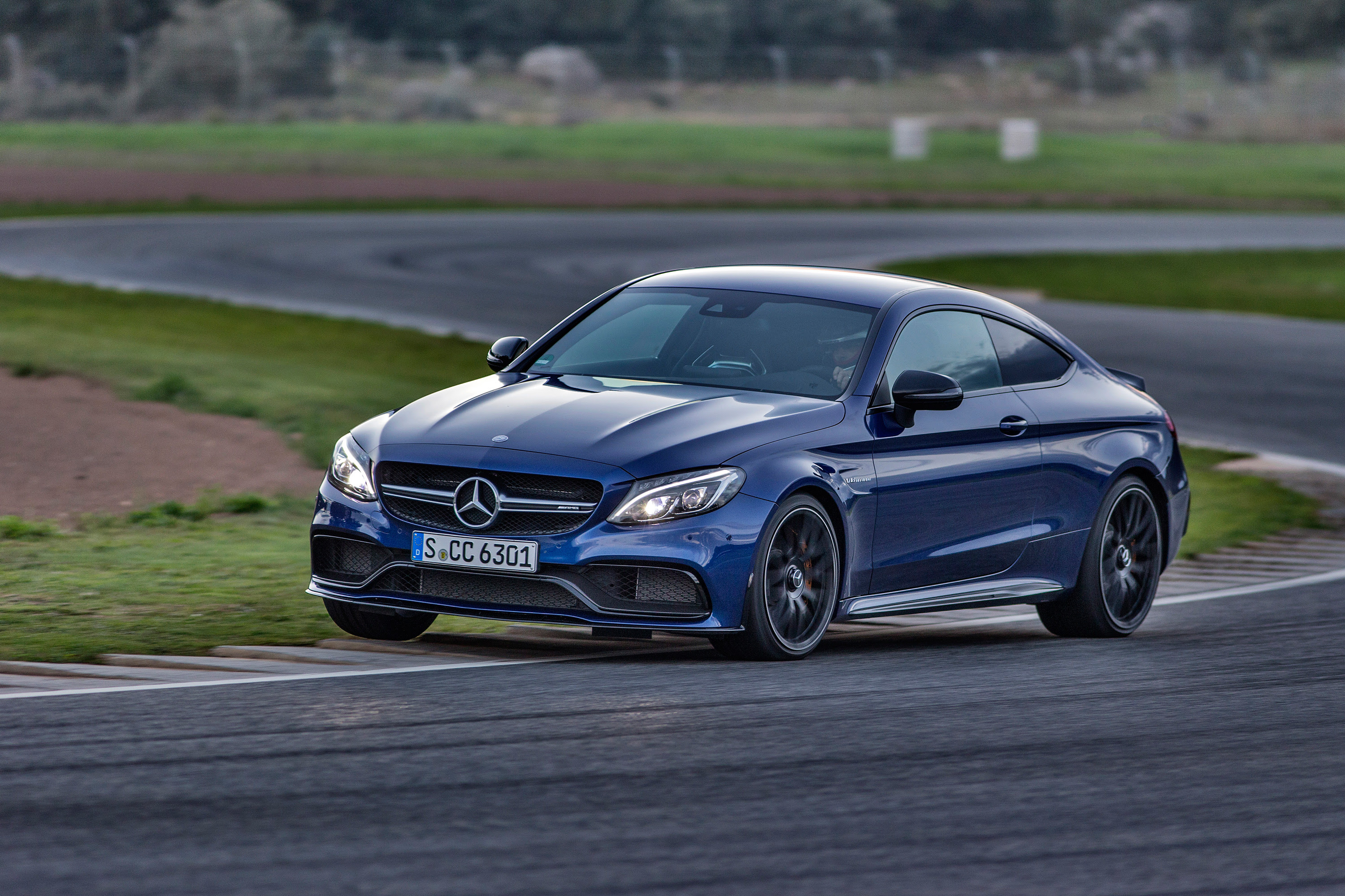 Mercedes-AMG C63 S coupe pricing and specifications ...