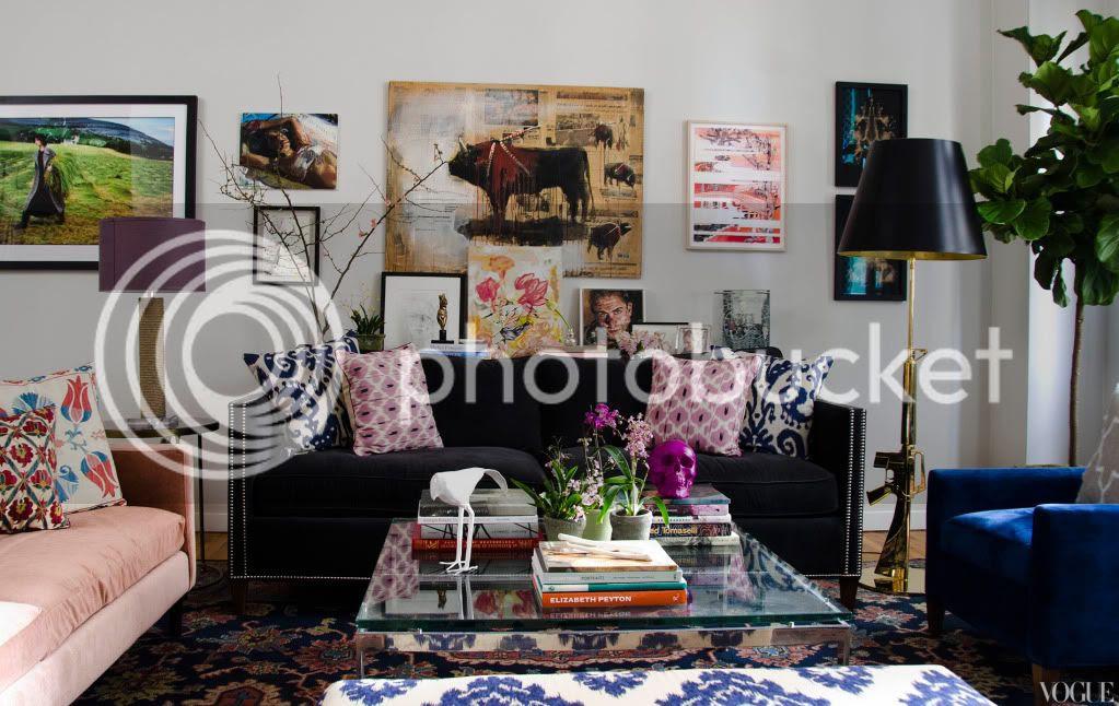 Everything Fabulous: Decor Inspiration: Bettina Prentice NY ...