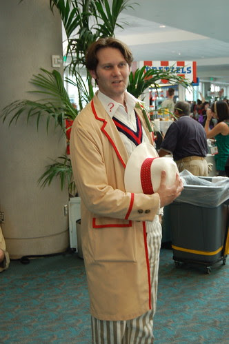 Comic Con 2007: Dr Who