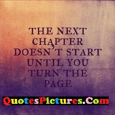 Innovative Smoking Quote The Next Chapter Doesnt Start Until You