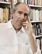 Lo scrittore Philip Roth