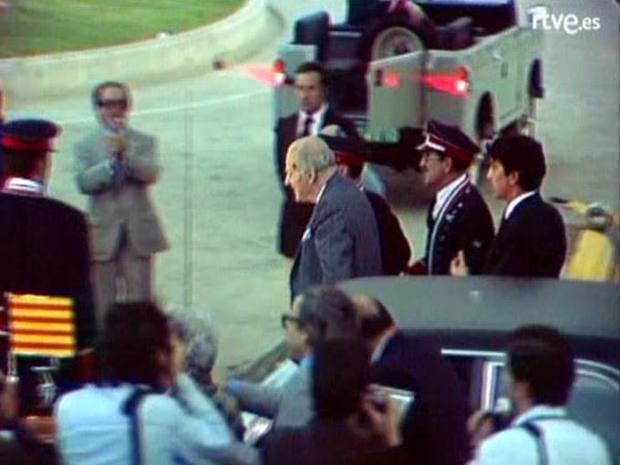 Arxiu TVE Catalunya - El retorn del president al 1977 - 1era part