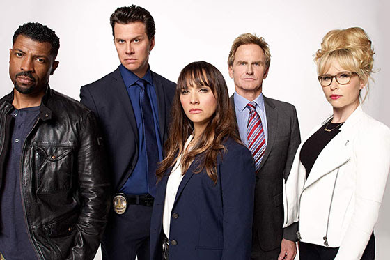 Angie Tribeca Cast