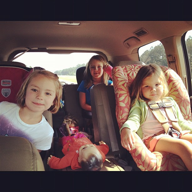 Road trippin with the fam @matthewdlucas Fun times right?