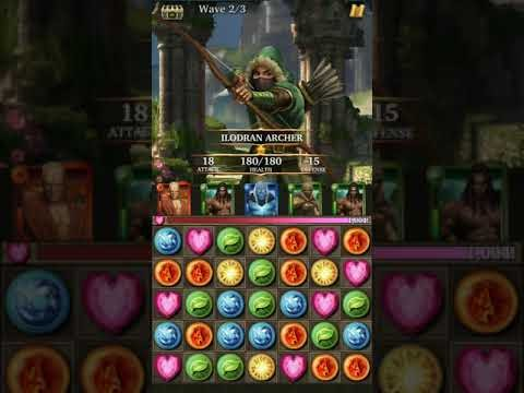 Legendry Game of Heroes Mobil Oyun Tanıtımı