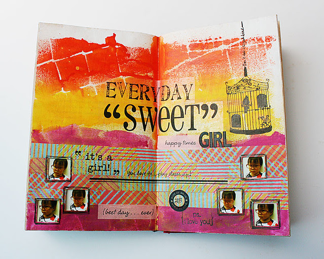 Everything-sweet-girl-journal-page