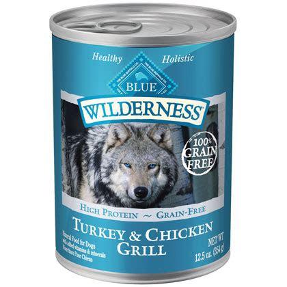 blue buffalo wilderness canned wet dog food petmeds