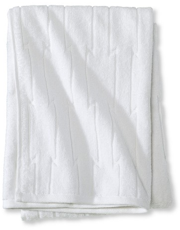 nate-berkus-white-bath-towel
