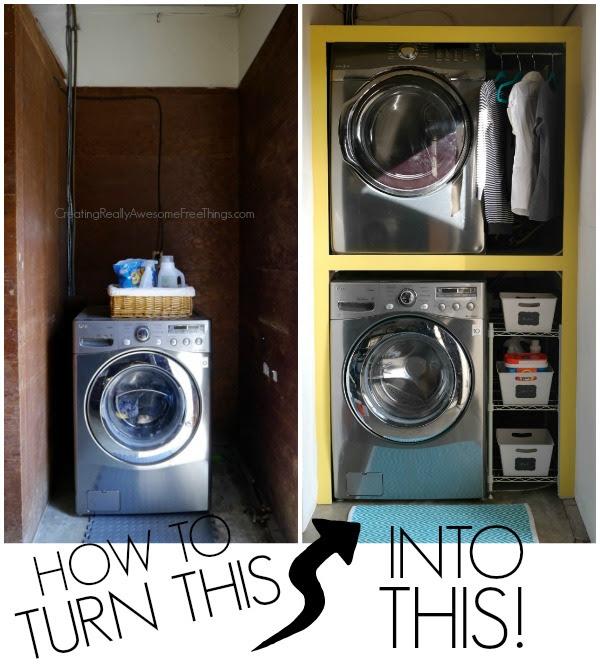 Laundry Room Ideas Craft