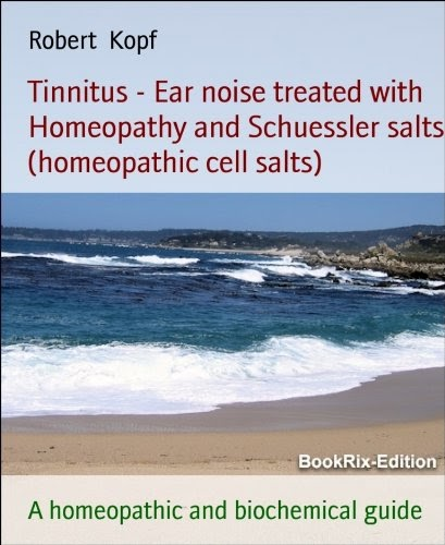 Tinnitus - Ear noise treated with Homeopathy and Schuessler salts