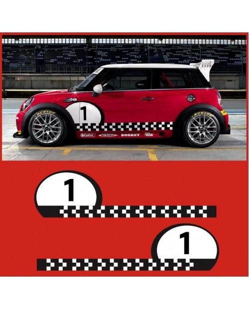 Mini Cooper Aufkleber Motorhaube Mini Cooper Cars