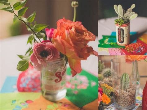 Fiesta! Mexican Themed Wedding Inspiration!   B. Lovely Events