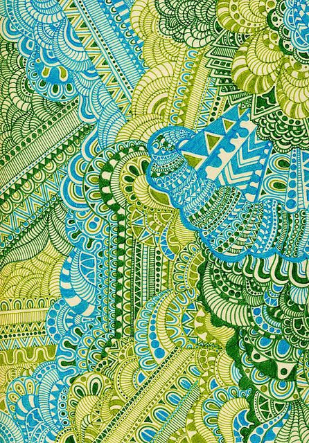 pattern overload | Flickr - Photo Sharing!  urban-myth. Luis Alves