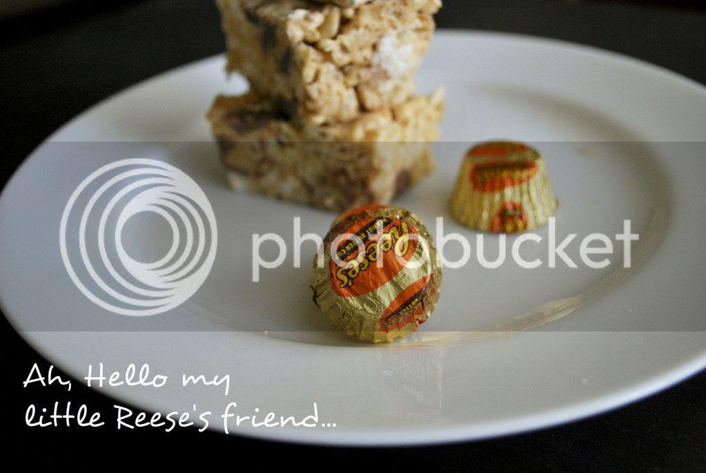 Reese's Peanut Butter Rice Krispies