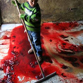 Palestinian Kid by Rj Stitt (RjStitt) on 500px.com