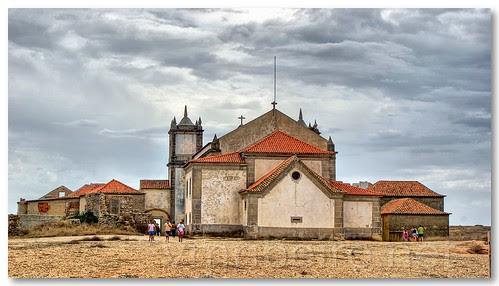 Igreja de Nossa Senhora do Cabo by VRfoto