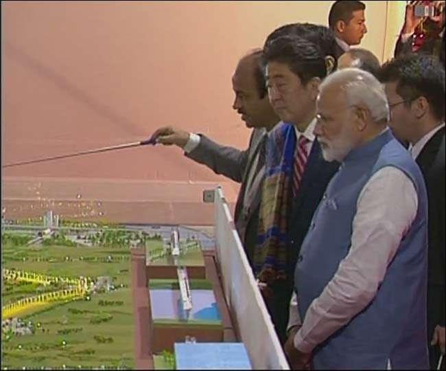 भारत को जापान का तोहफा, बुलेट की रफ्तार से सिमट जाएंगी दूरियां