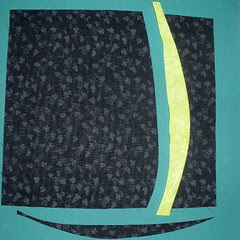 Sew the matching curves together