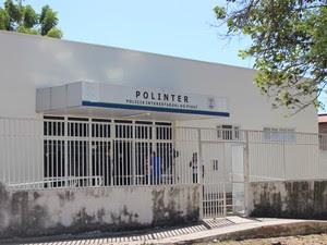 Delegacia de Polícia Interestadual (Polinter) investiga roubos a veículos (Foto: Fernando Brito/G1)