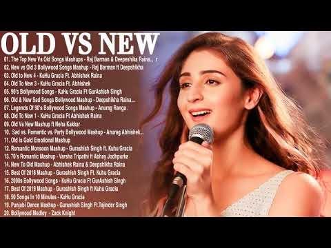 Old vs  New Bollywood Mashup Songs 2020