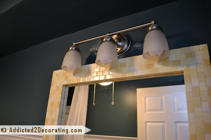 Bathroom Makeover Day 15: It's All In The Details