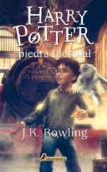 Harry Potter y la piedra filosofal (Harry Potter I) J. K. Rowling