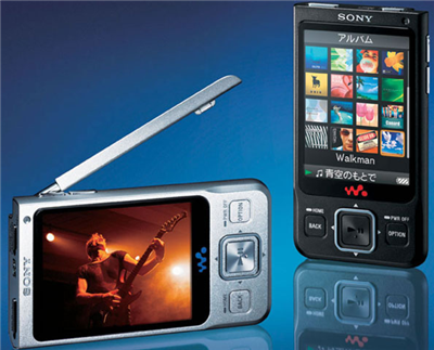 Sony NW-A910