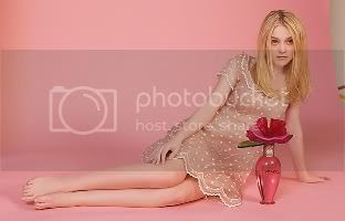 Dakota Fanning for Marc Jacobs