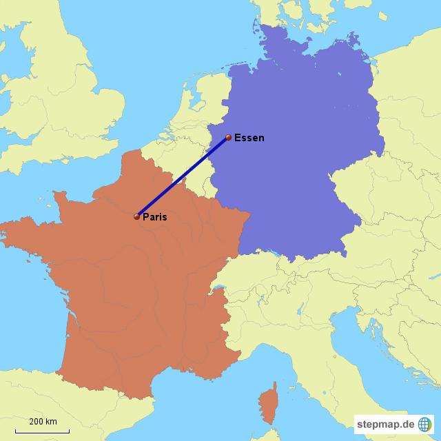 Deutschland Frankreich Karte.25 Bilder Karte Deutschland Frankreich