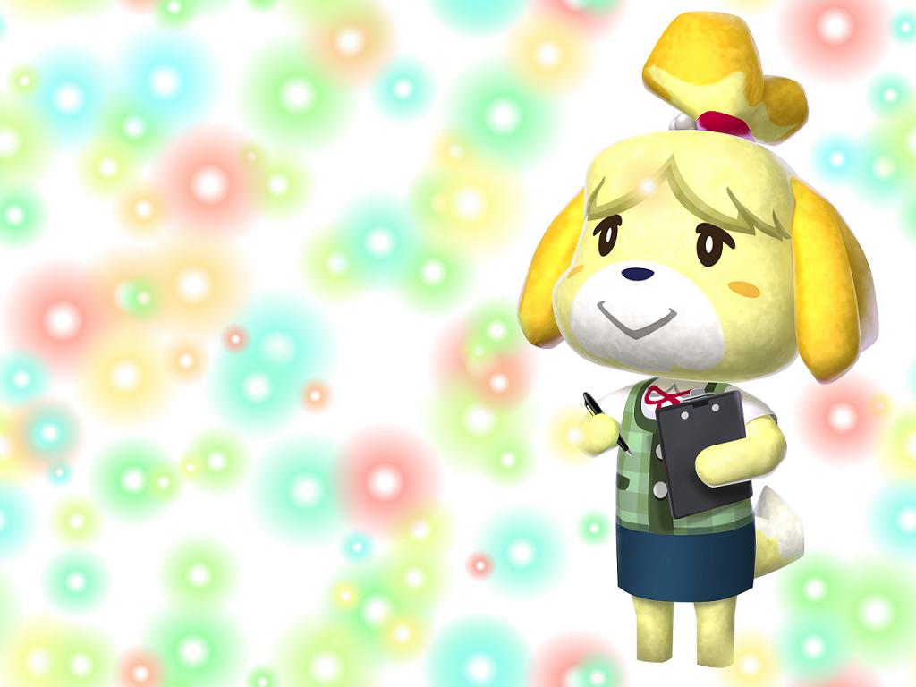 Isabelle Animal Crossing New Leaf Wallpaper 37533747 Fanpop