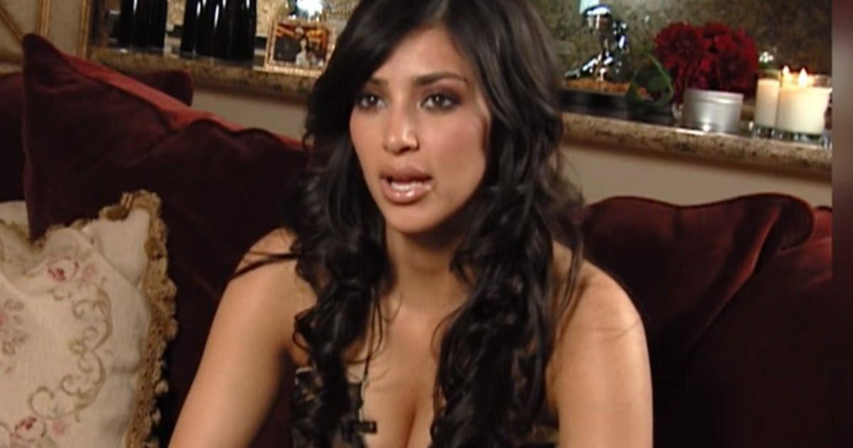 Flashback: Kim Kardashian 2006 job as celebrity stylist.