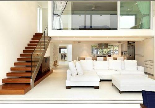 850 Koleksi Gambar Desain Interior Rumah Bertingkat HD Terbaik