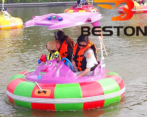 Water Bumper Boats For Sale With Water Cannon