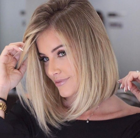 Frisuren Kurze Haare Braun