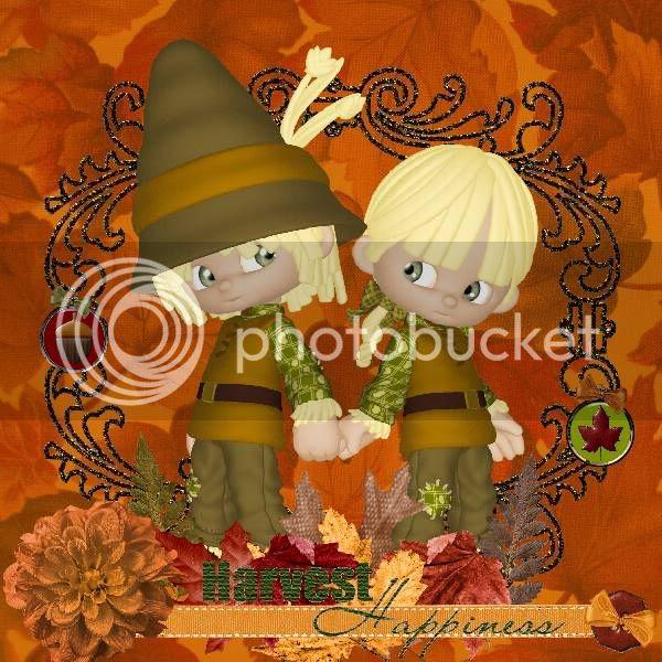 Autumn,Thanksgiving,Romantic,Scarecrow