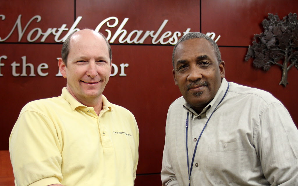 North Charleston officials earn professional achievements